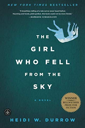 The Girl Who Fell from the Sky]()