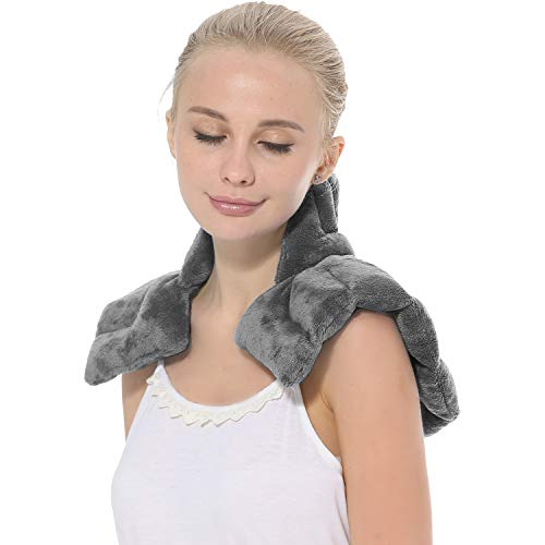 Aroma Season Heated Neck and Shoulder Wrap,...