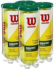 Wilson Championship Regular and Extra Duty Tennis Balls