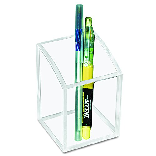 Kantek AD20 Acrylic Pencil Clear