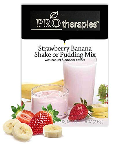 (High Protein Pudding Mix - Orange Creamsicle Low-Carb Instant Diet Pudding Mix, Low Calorie Weight Loss Shake/Pudding, 7 Count)