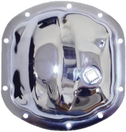10 Bolt 1941-03 Compatible//Replacement for Dodge//Ford//Jeep Dana 30 Chrome Steel Front//Rear Differential Cover