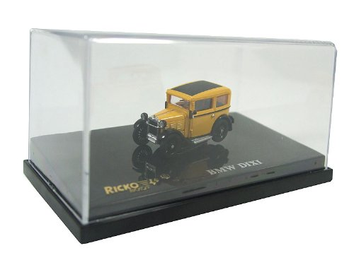 Ricko Automobile 38299 Bmw Dixie 1929 Model Car Ready Made 1:87 Hobby Train Vehicles, Yellow