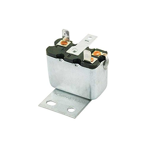 MACs Auto Parts 66-44752 - Ford Thunderbird Convertible Top Relay, 2 Contact Posts, Stamping # COSF-15672-D