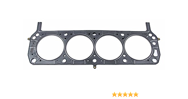 Cometic Gasket C5513-060 MLS .060 Thickness 4.080 Head Gasket for Small Block Ford