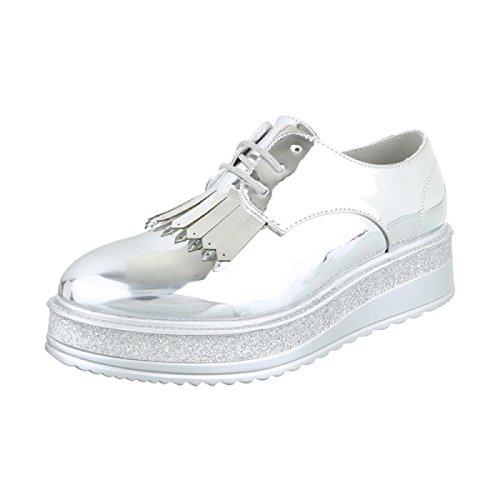 Mujer Cingant zapatos con Woman cordones wwpY4Sq