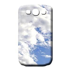 samsung galaxy s3 case Slim Fit Durable phone Cases phone covers sky blue air white cloud