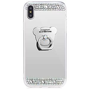 JCKHM Compatible con iPhone XS Max Funda TPU silicona ...
