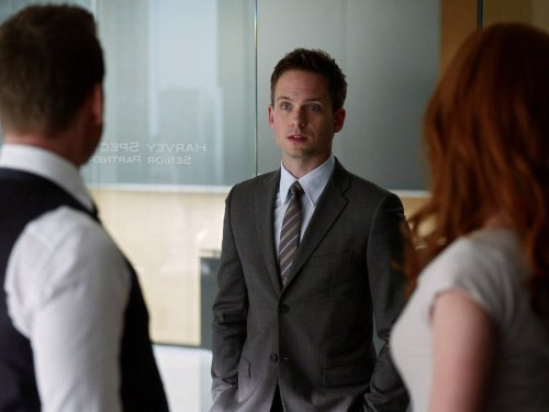 I Want You to Want Me (Suits Show)
