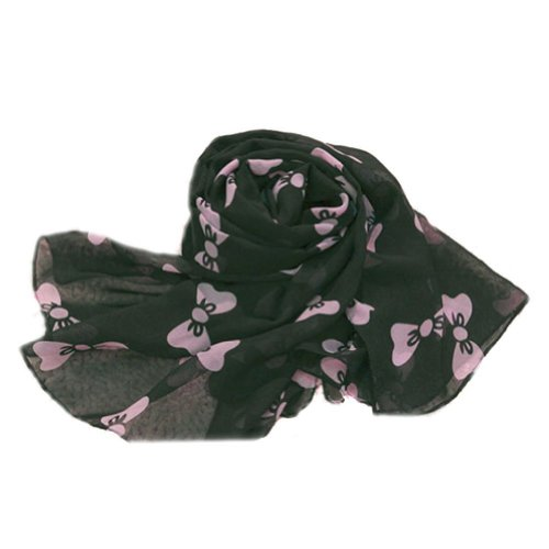 niceeshop(TM) 100% Chiffon Cut Soft Warm Long Scarf Elegant Wrap Shawl
