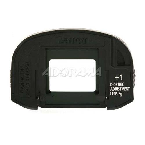 Finder Canon (Canon Finder Diopter EG +1.0 with Rubber Frame for the EOS 1D and 1Ds Mark III)