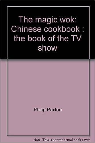 Magic cookbook show