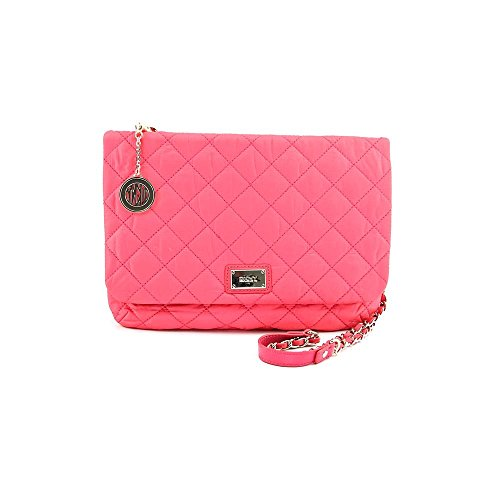 Dkny Leather Quilted Bag - 3