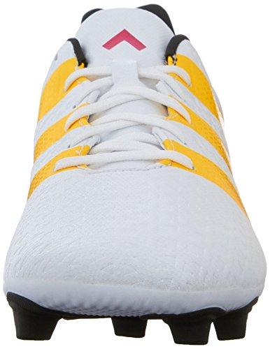 Adidas Performance Dames Ace 16.4 Fxg W Voetbalschoen Wit / Goud / Zwart