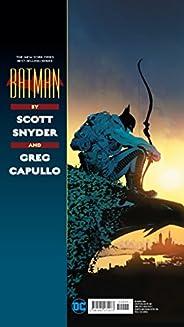 Batman By Scott Snyder and Greg Capullo Box Set 2