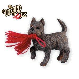 Run Toto Run Wizard of Oz Limited Edition 2010 Hallmark Ornament