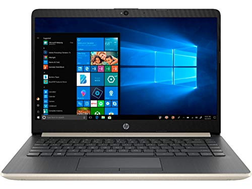 2020 Newest HP 14 inch BrightView WLED-Backlit Laptop, 10th Gen Intel Core i5-1035G1 1.0 GHz up to 3.6GHz, 8GB RAM, 256…