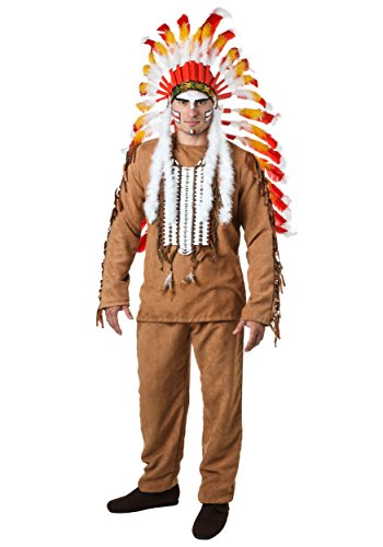 Village People Indian Costume Medium]()