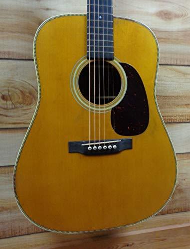 Martin D-28 Authentic 1937 VTS AGED Dreadnought Acoustic Guitar Vintage Natural ()