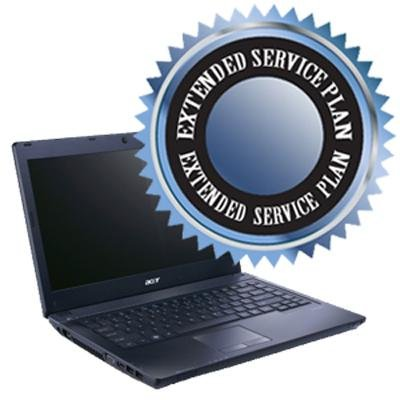 Acer 146.AD362.008 Total Notebook Protection - Extended service agreement - parts and labor - 1 year ( 3rd year ) - on-site - for TravelMate by Acer