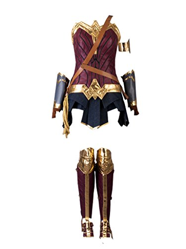 CosFantasy Best Diana Prince Cosplay Costume outfits mp003573 (S) (Wonder Woman Costume Shorts)