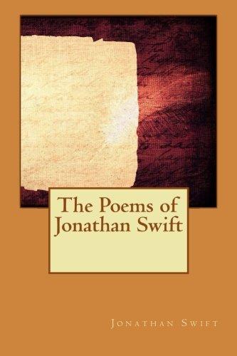 Read Online The Poems of Jonathan Swift pdf epub