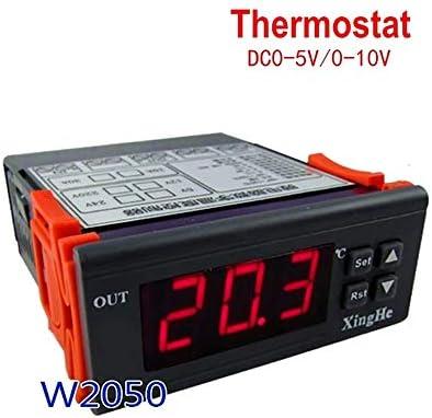 ポータブルエアコン温度調節器(サーモスタット)