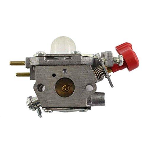Minzhi Carburetor for MTD 753-06288 for ZAMA C1U-P27 TB2044XP Carb Craftsman Fuel Line Kit Set for Troy-Bilt TB2040XP Murray MS2550 by Minzhi