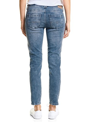 Bright para Wash Blue Natural Street 11402 Slim Vaqueros One Mujer Multicolor P0TqO0