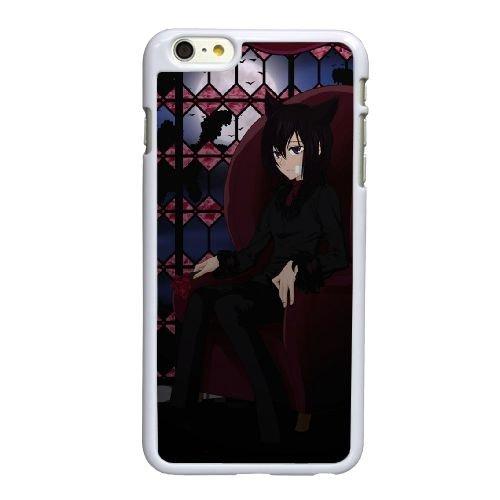 L8N27 Loveless W3W0XL coque iPhone 6 Plus de 5,5 pouces cas de couverture de téléphone portable coque blanche RZ3MXX5QF