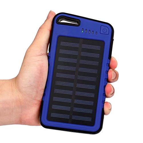 Solar Charging Station For Cell Phone - 7