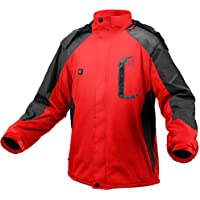 Vinmori Heated Jacket Washable USB Charging Heated Clothing for Motorcycle Snowmobile Bike Riding Hunting Golf