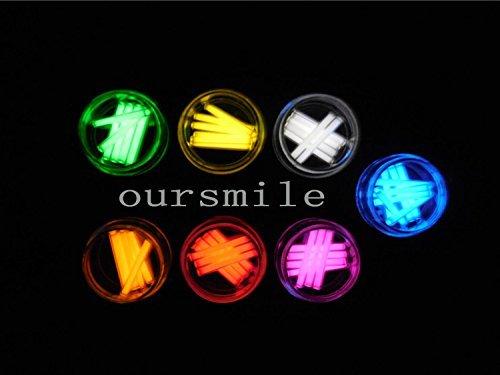 Oursmile 1 Pc 3x225mm Trit Vials Tritium Self Luminous Import It All