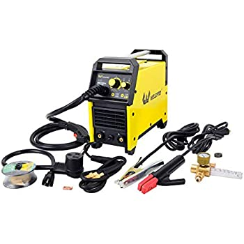 Weldpro 155 Amp Inverter MIG/Stick Arc Welder with Dual Voltage 220V/110V welding machine