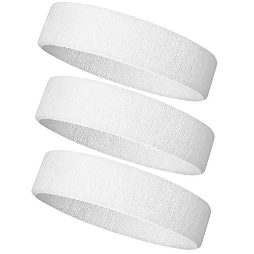 NEXTOUR Sweatband Wristband Basketball Sweatbands