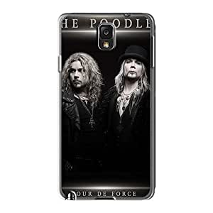 Shock Absorbent Hard Phone Covers For Samsung Galaxy Note3 With Unique Design Vivid Papa Roach Pictures DrawsBriscoe WANGJING JINDA