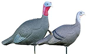 Purrfect Pair Hen and Jake Decoys