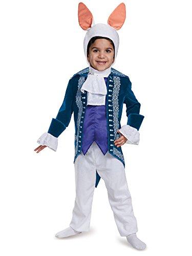 Kids White Rabbit Costumes  sc 1 st  Funtober & White Rabbit Costumes for Sale (Alice in Wonderland) - Funtober