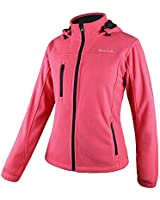 CAMEL CROWN Women Full Zip Fleece Jackets with...