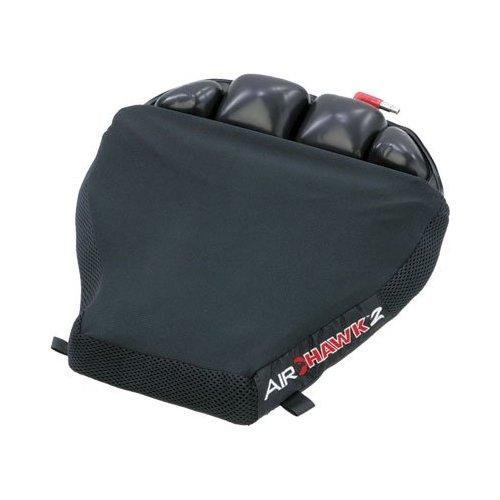 AIRHAWK Motorcycle Seat Cushion Cruiser, Medium -