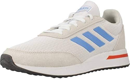 adidas Run 70s Women's Road Running Shoes, White, 6 UK (39 1/3 EU ...