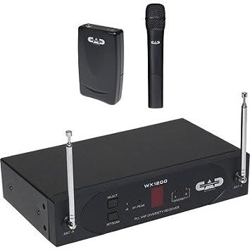 Black Audio//Video Product Gemini VHF-02M Home Theater Accessory