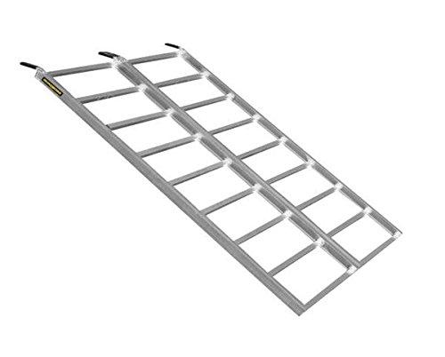 Quadboss Quadlite Bi-Fold Ramp, 48 X 69-Inch, 1250LB Capacity, #TX302, Sold Each - Quadboss Bi Fold Ramps