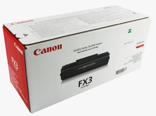 Canon All-in-One-Tintenpatrone FX3 für MultiPass Fax und Agoris Telekom