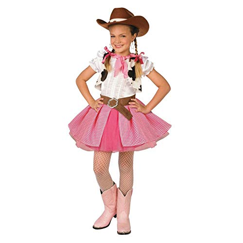 Palamon Morris Costumes Cowgirl Cutie Child Small 4-6 -