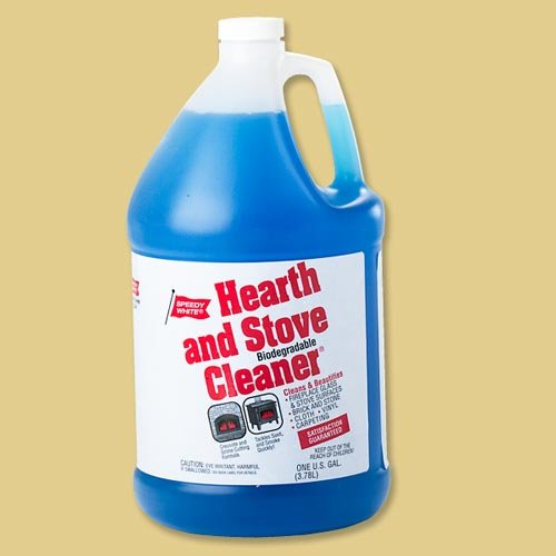 - Speedy White, Inc. Speedy White Hearth And Stove Cleaner-1 Gallon Container