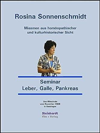 Miasmen aus homöopathischer und kulturhistorischer Sicht ...
