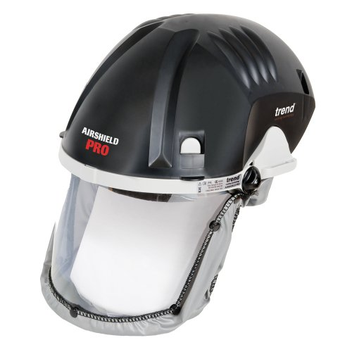 TREND AIR/PRO Airshield and Faceshield Dust Protector by TREND