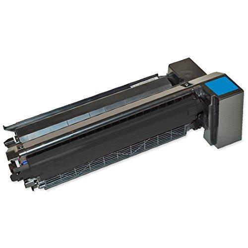 (INKUTEN © Compatible 15G032C High Yield Cyan Laser Toner Cartridge for Lexmark C752 & C762)