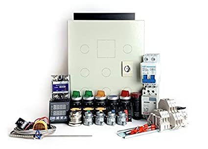 Amazon.com: Revestimiento de Polvo Horno Controller Kit w ...